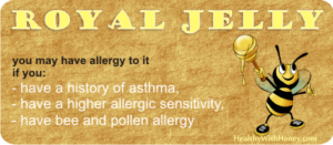 contraindications and side effects of royal jelly