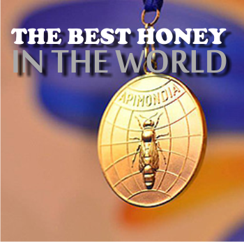 THE BEST HONEY IN THE WORLD IS THE ONE YOU ENJOY THE MOST