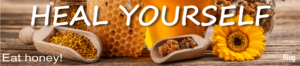 heal yourself by eating honey