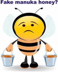 how to know if it is fake manuka honey