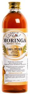 moringa honey from Haiti available on Amazon.com
