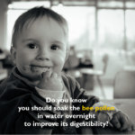 how should i give bee pollen to my child