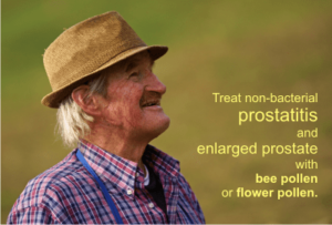 how to naturally treat enlarged prostate and prostatitis