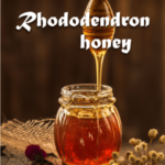 how is rhododendron honey