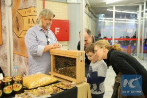 2017 greek festival of honey
