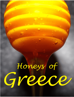 what honey can we find in greece