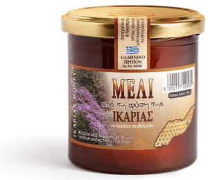 ikaria honey one of the best honey of greece