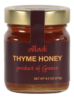 thyme honey from Greece