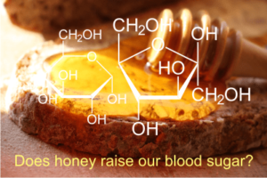 honey doesn't raise blood sugar and prevents diabetes