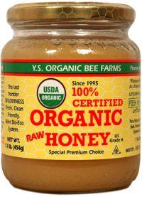 where can i find organic honey