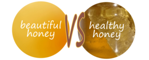 what is the difference between pure honey and real honey