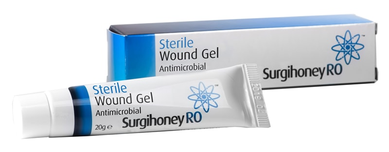 surgihoney gel for any type of wound