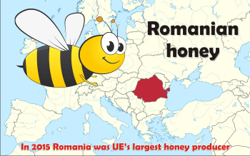 romanian honey