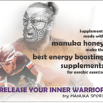 the best energy boosting supplements for athletes are made with manuka honey