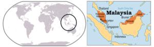 Malaysia and neighbours