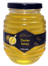 jar of durian honey
