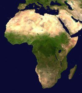 where is sahara desert located