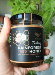 my jar of tualang honey