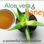aloe vera honey health benefits