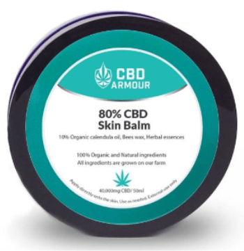 cbd oil for skin therapy