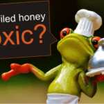 can i heat honey