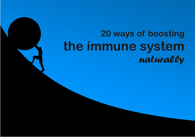 how to boost the immune system naturally