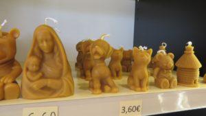 wax figures