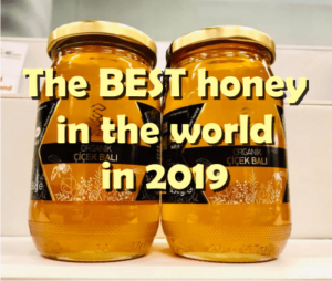 who chooses the best honey