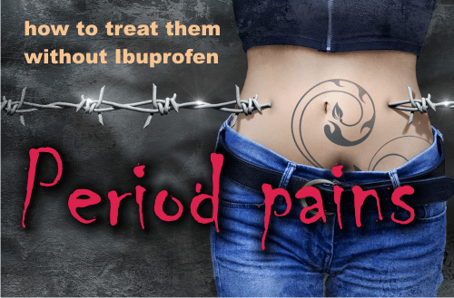 how to get rid of period pains