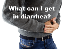 what to eat in diarrhea