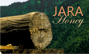 traditional jara honey from georgia